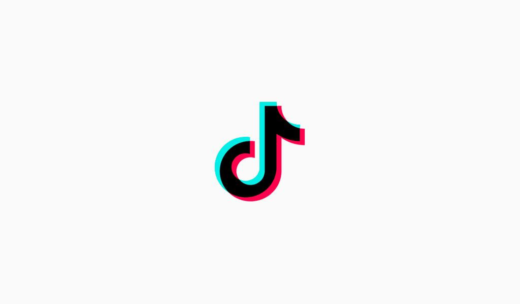 Первый логотип TikTok
