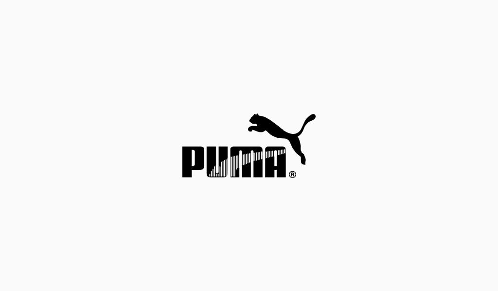 Логотип Пума 1982