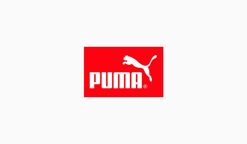 Логотип Пума 2003