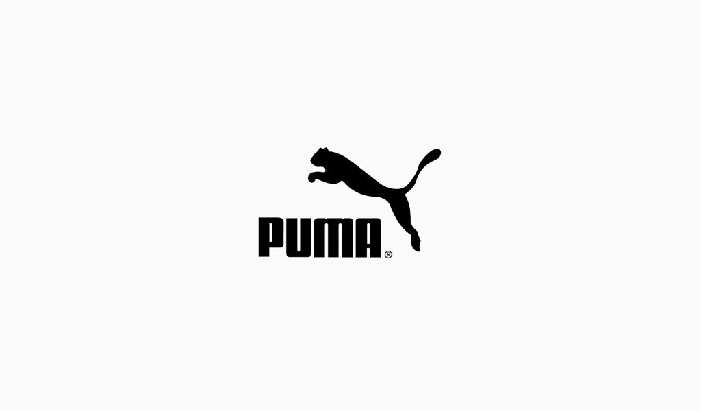 Логотип Пума 1980