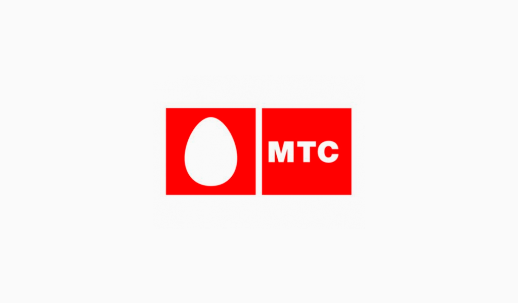 Логотип Мтс 2006