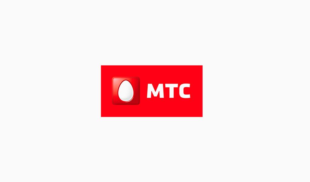 Логотип Мтс 2010