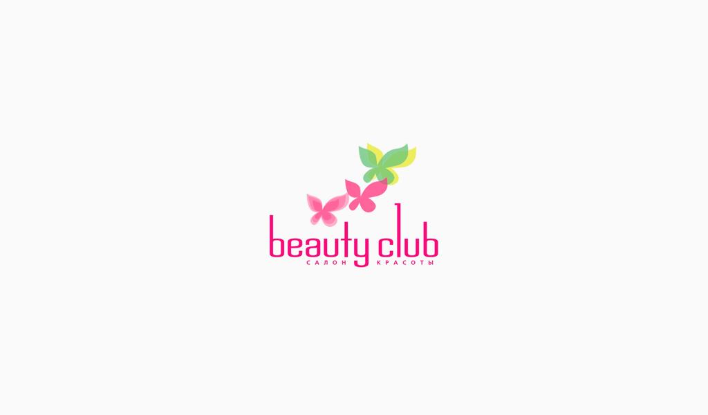 Логотип beauty club