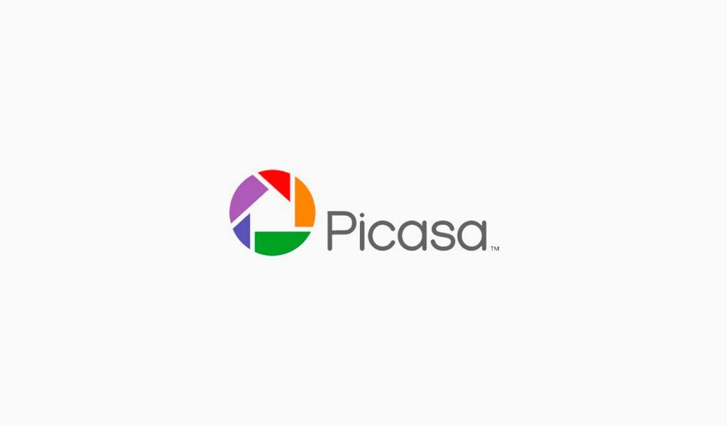 Логотип Picasa