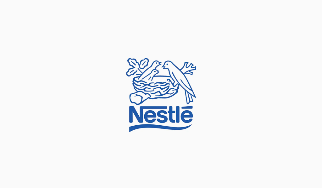 Логотип Nestlé