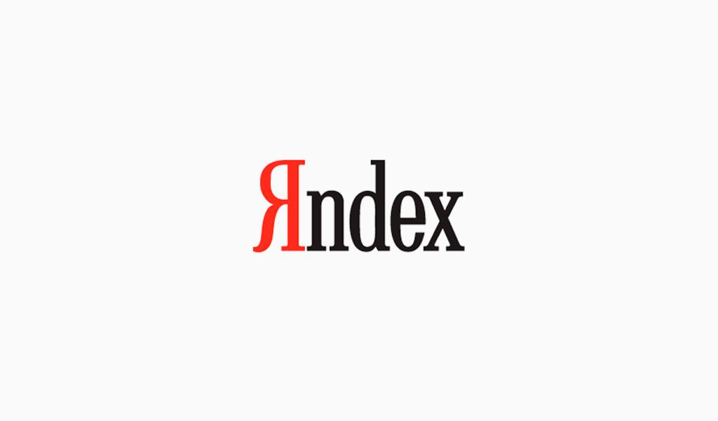 Логотип Яндекс 2004