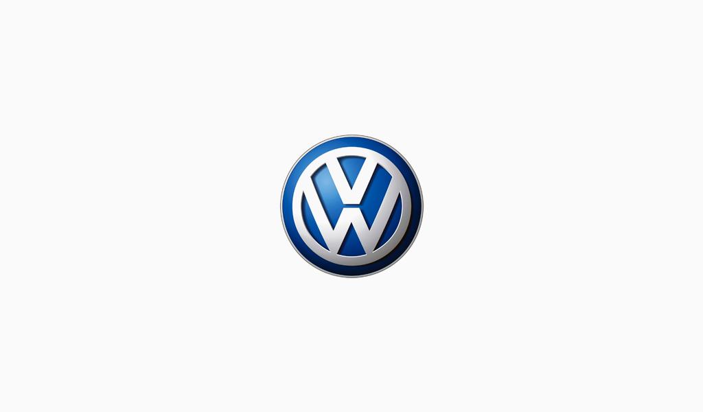 Логотип Фольксваген 2012