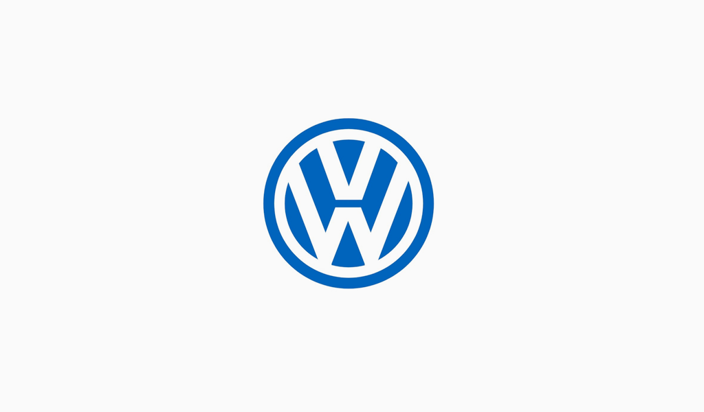 Логотип Фольксваген 1995