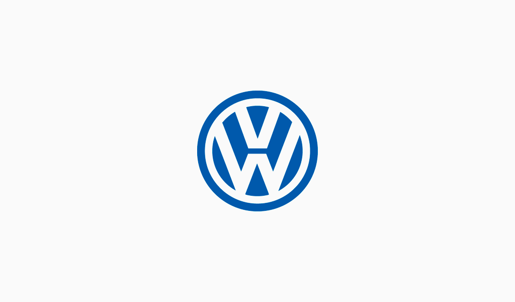Логотип Фольксваген 1999