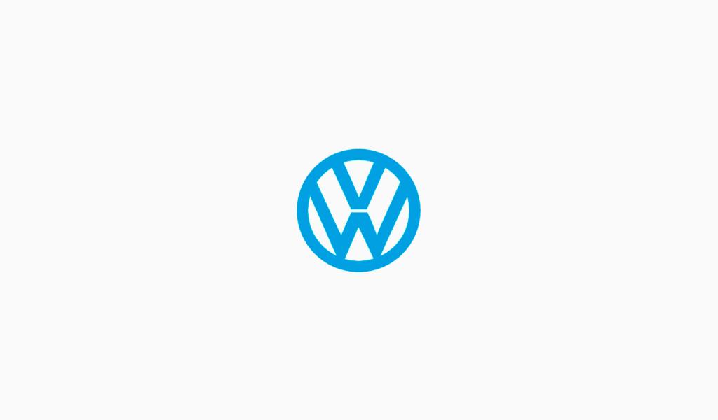 Логотип Фольксваген 1967