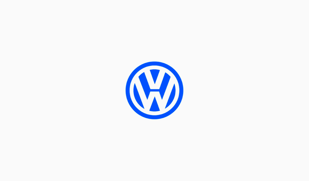 Логотип Фольксваген 1978