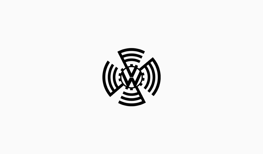 Логотип Фольксваген 1937