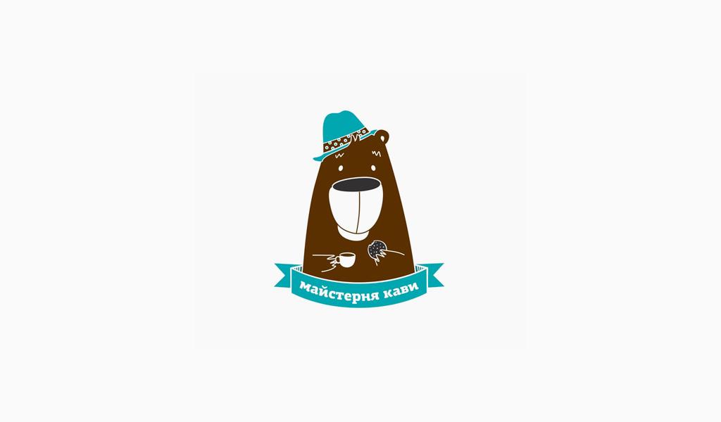 Логотип для кофейни