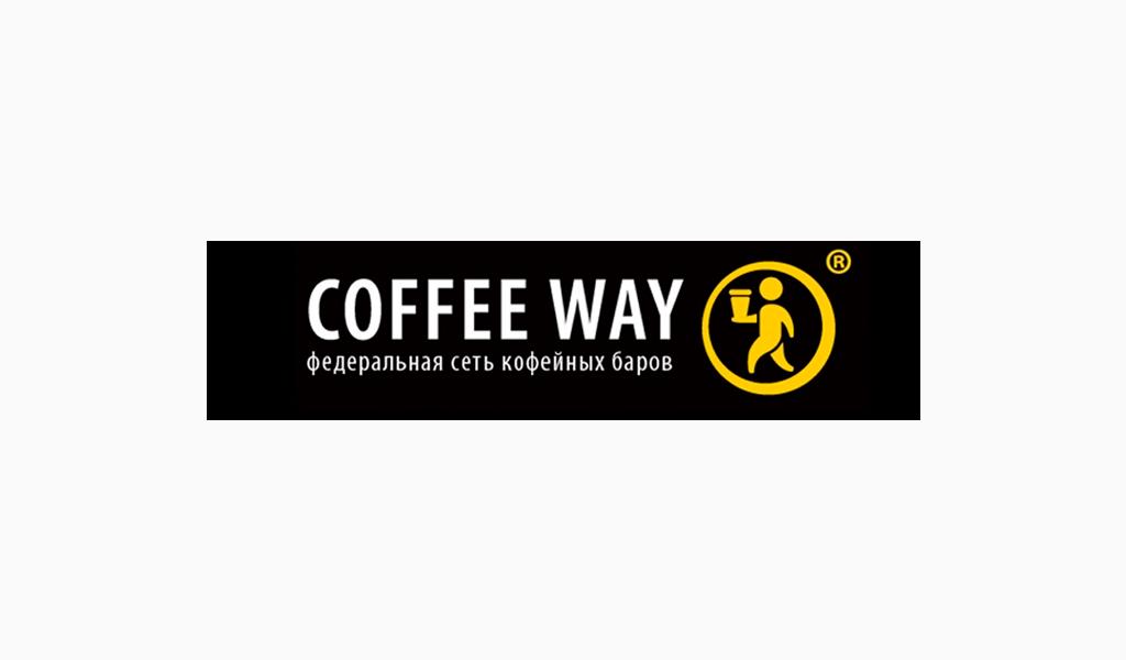 Логотип Coffee way