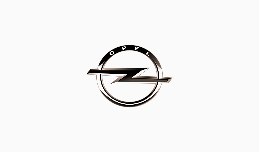 Логотип Опель 2009