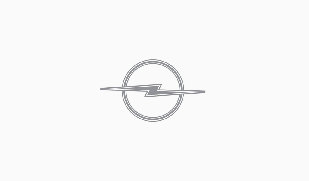 Логотип Опель 1964