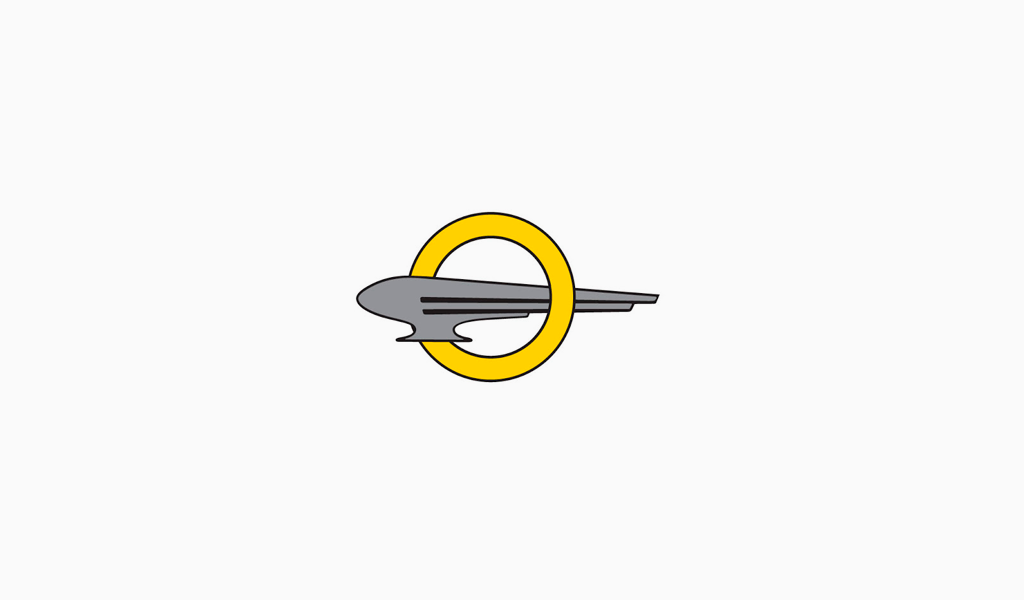 Логотип Опель 1937