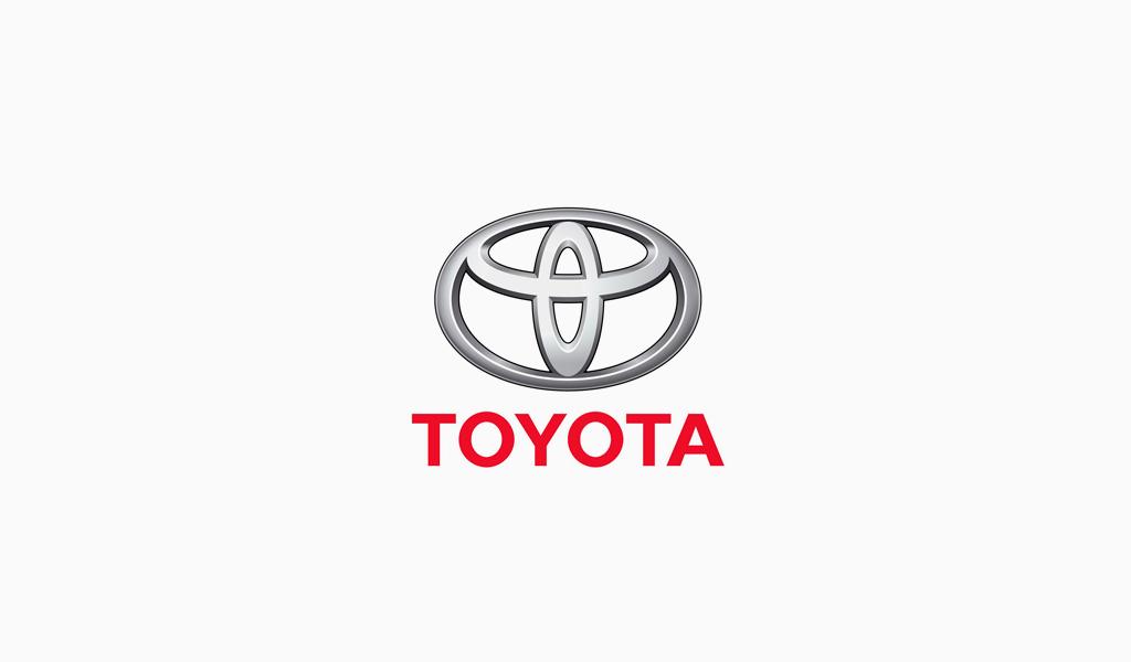 Логотип Тойота 2005