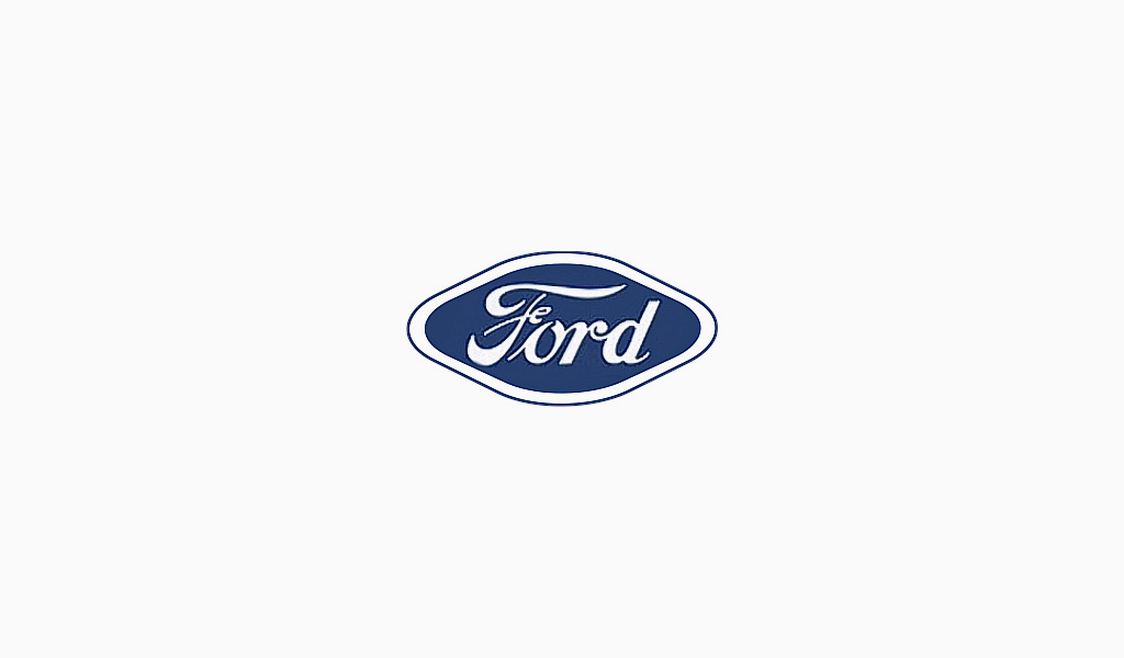 Логотип Форд 1957