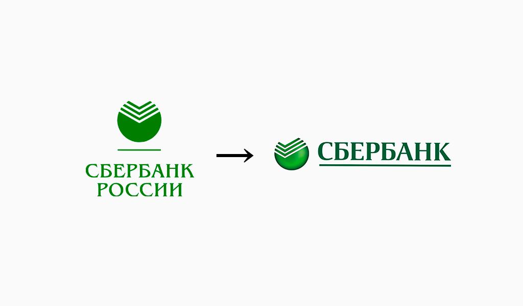 Логотипы Сбербанк