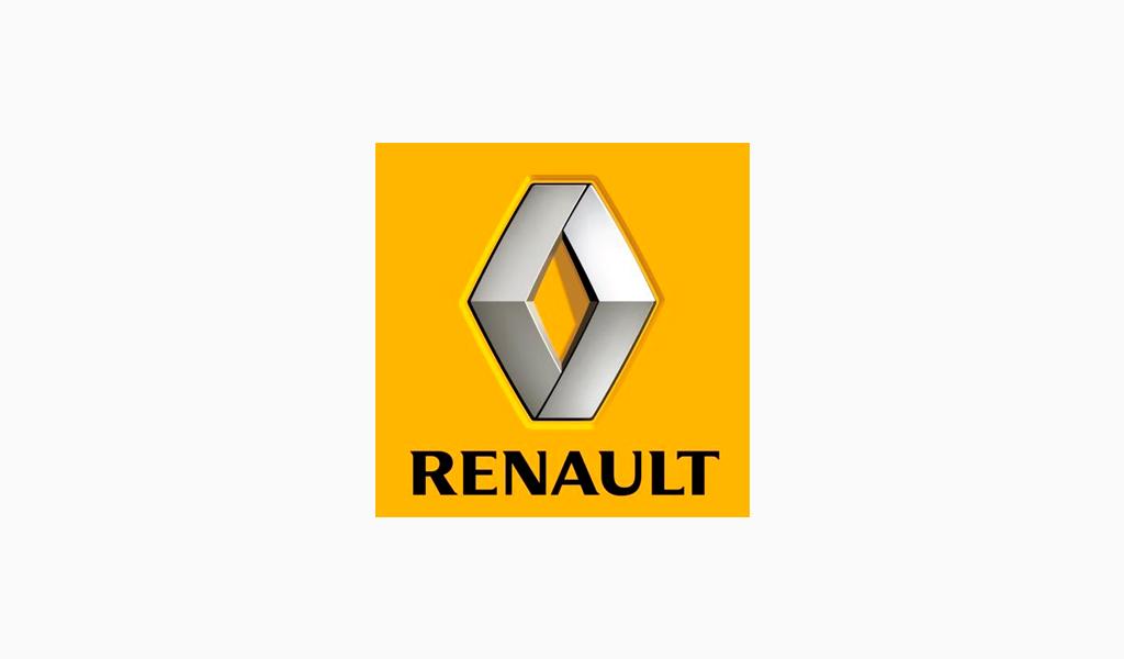 Логотип Рено 2007