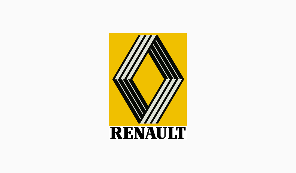 Логотип Рено 1972