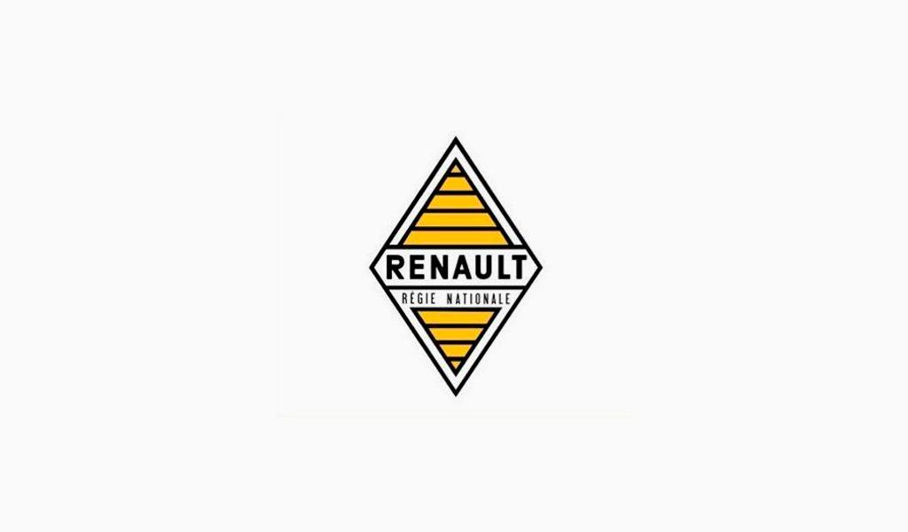 Логотип Рено 1946
