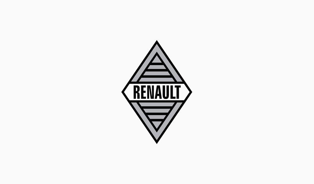 Логотип Рено 1959