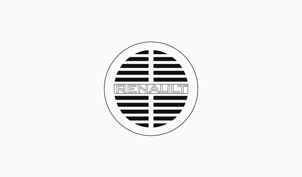 Логотип Рено 1923