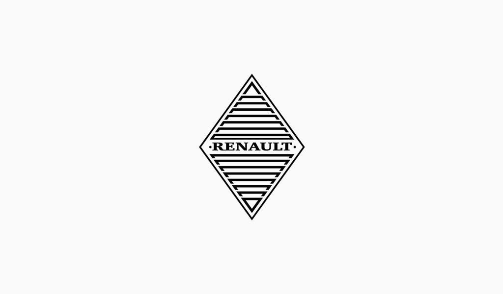 Логотип Рено 1925