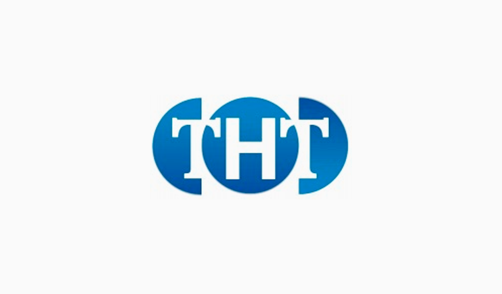 Логотип ТНТ 1998