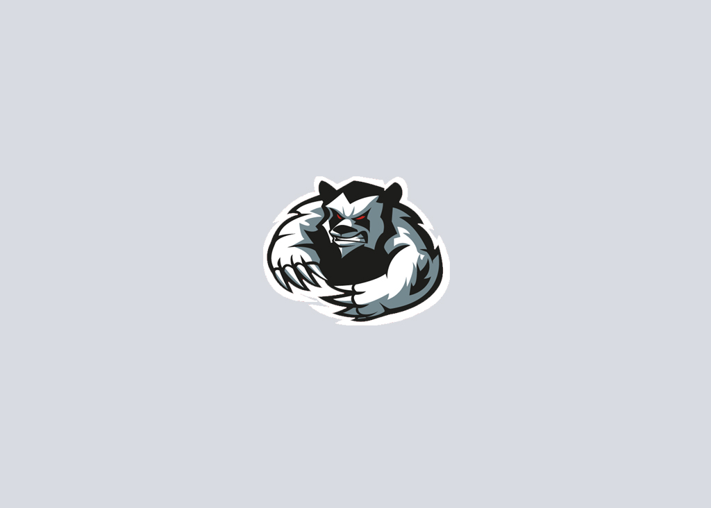 Логотип клана медведь