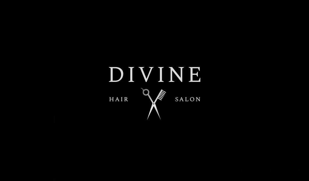 Логотип для парикмахерской