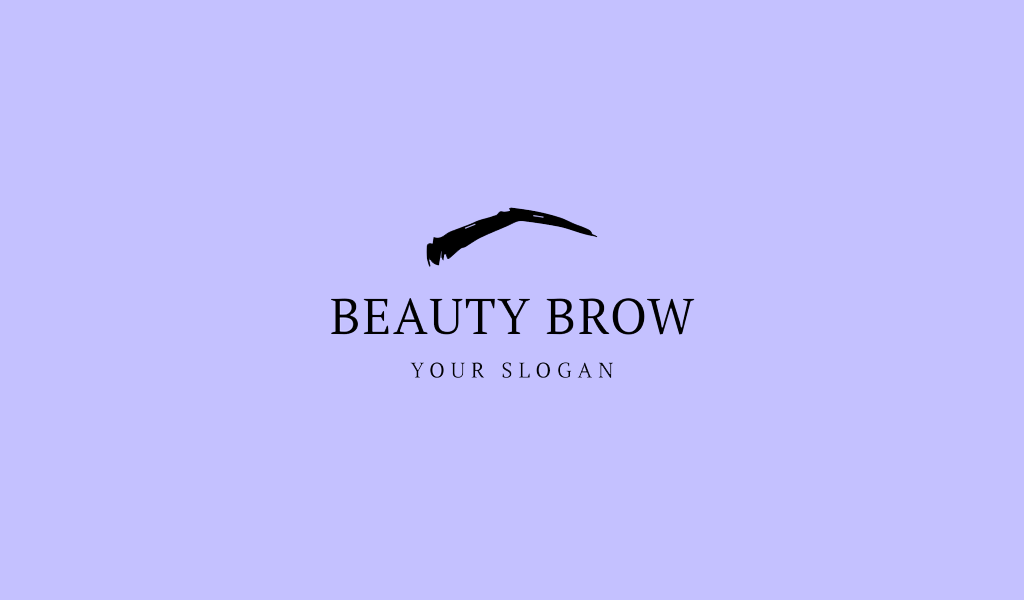 Логотип бровиста