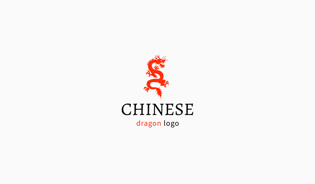 Логотип доставки суши японский