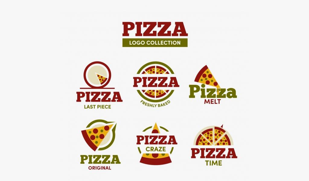 Логотипы для пиццерии