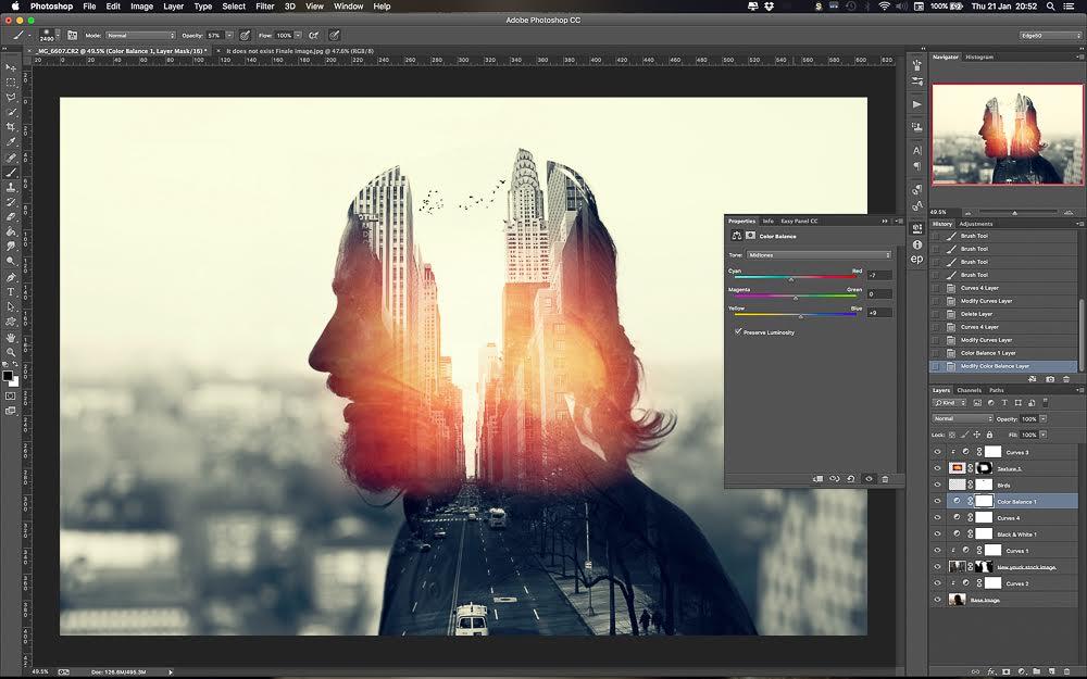 Преимущества редактора Photoshop