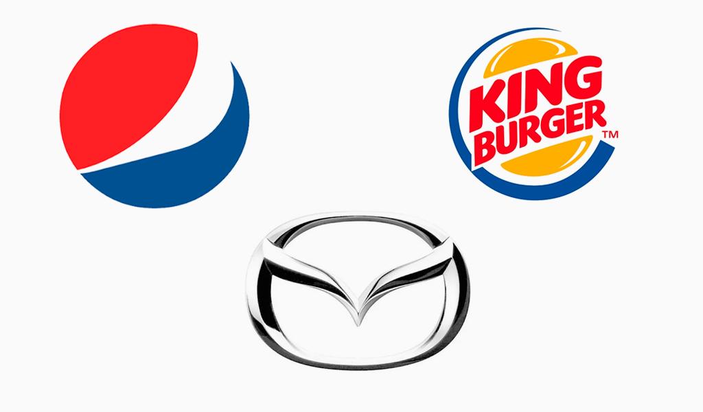 Круглые логотипы
