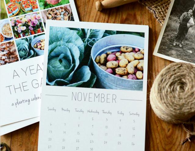 Печать календаря