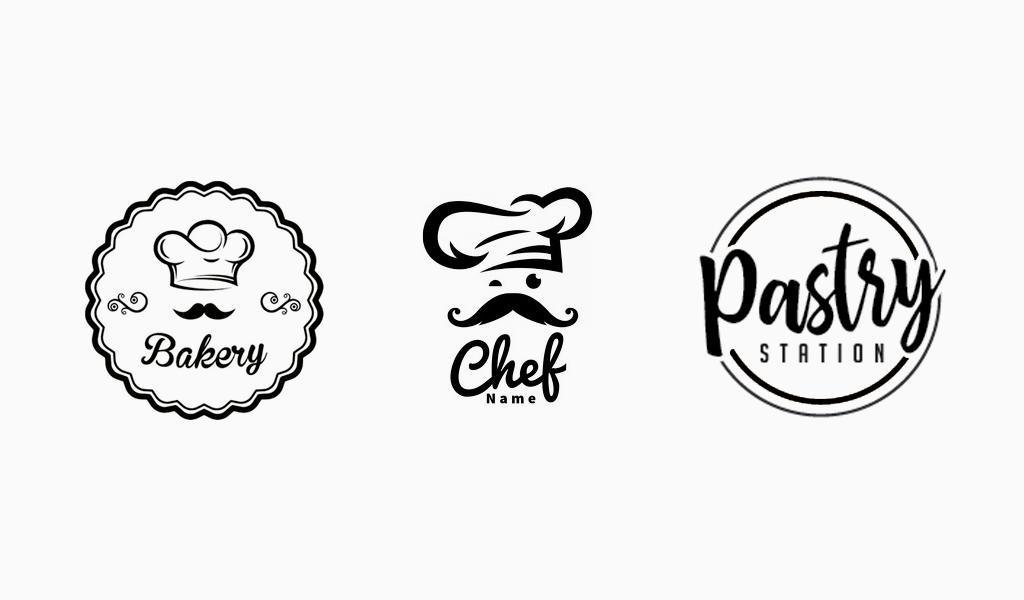 Логотипы кондитерской