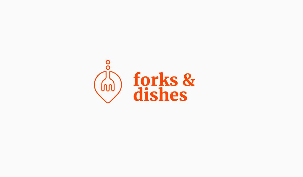 Логотип для кафе