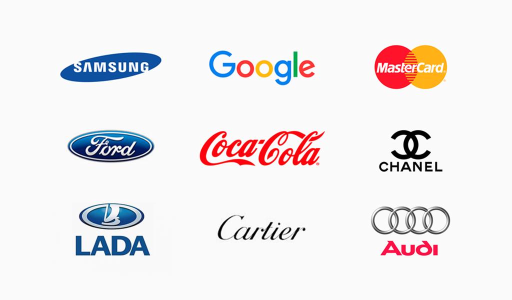 Классические логотипы