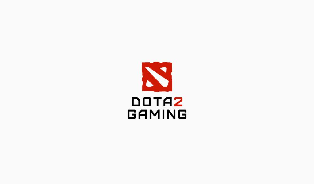 Логотип для Twitch дота 2