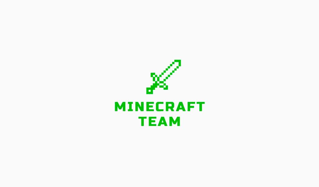 Логотип для Twitch майнкрафт