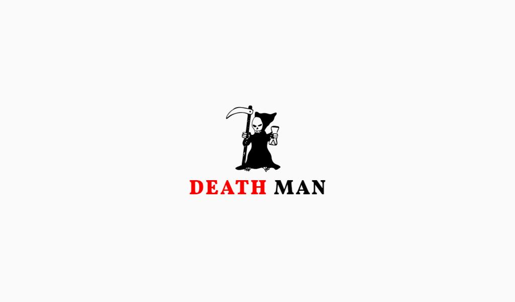 Логотип для Twitch смерть
