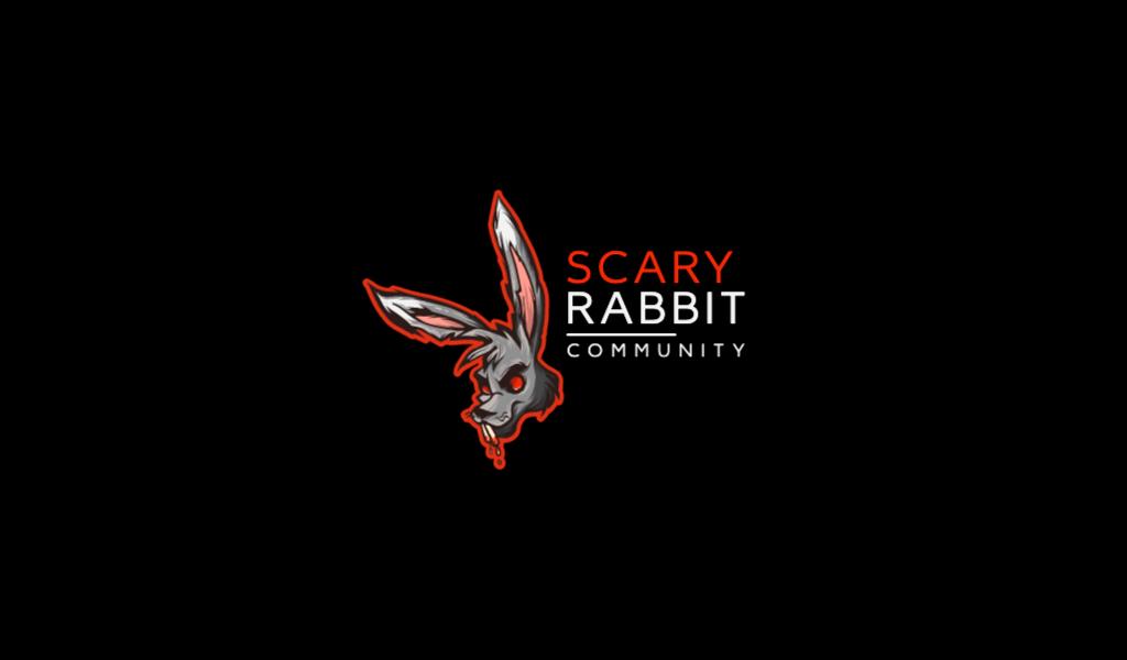 Логотип для Twitch кролик