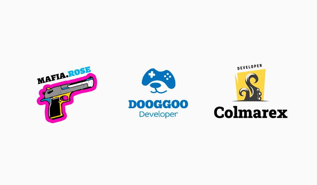 Логотипы для игровых команд