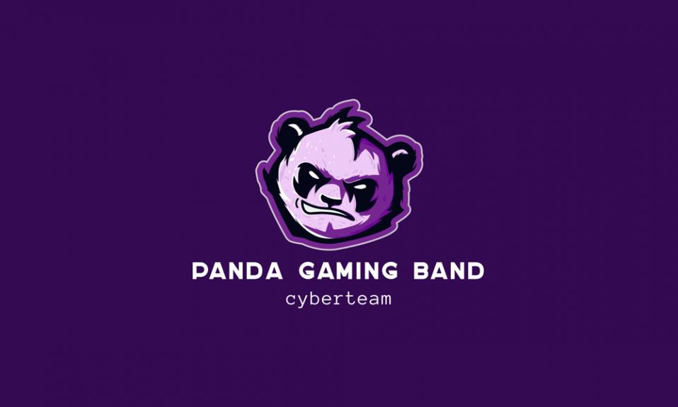 Игровой логотип