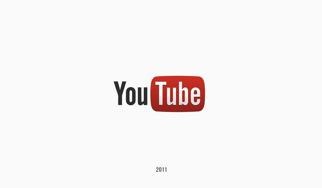 Логотип YouTube 2011