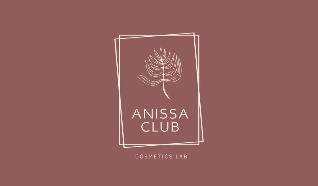 Логотип салона красоты: пастельный
